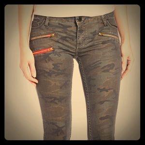 Etienne marcel camp skinny jeans